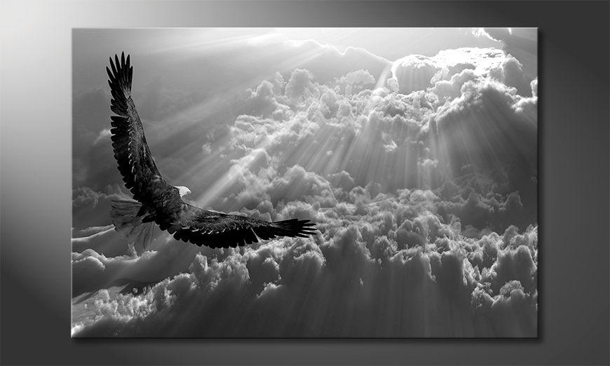 Nowoczesne obraz Eagle In Flight