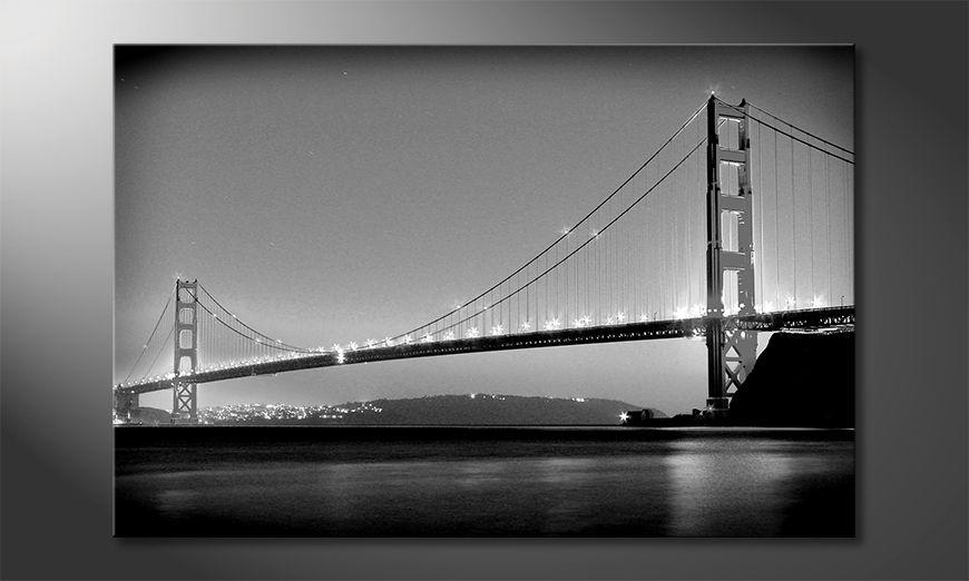 Nowoczesne obraz Golden Gate