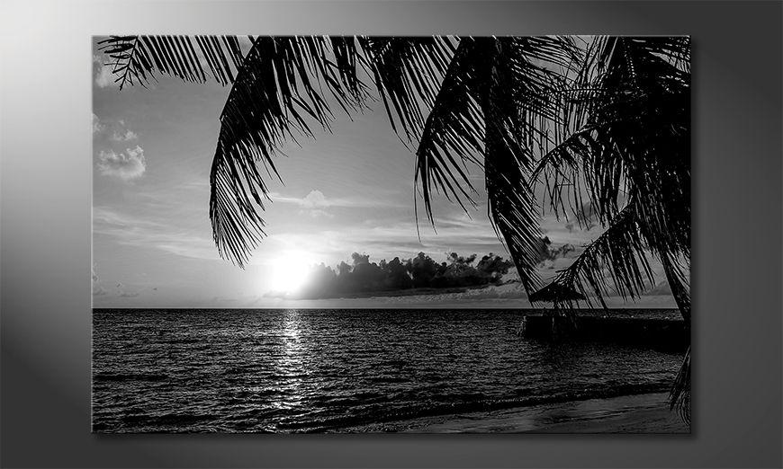 Nowoczesne obraz Maledives
