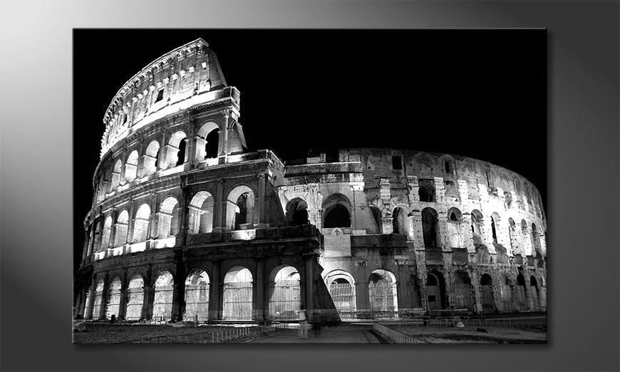 Nowoczesne płótnie Colosseum