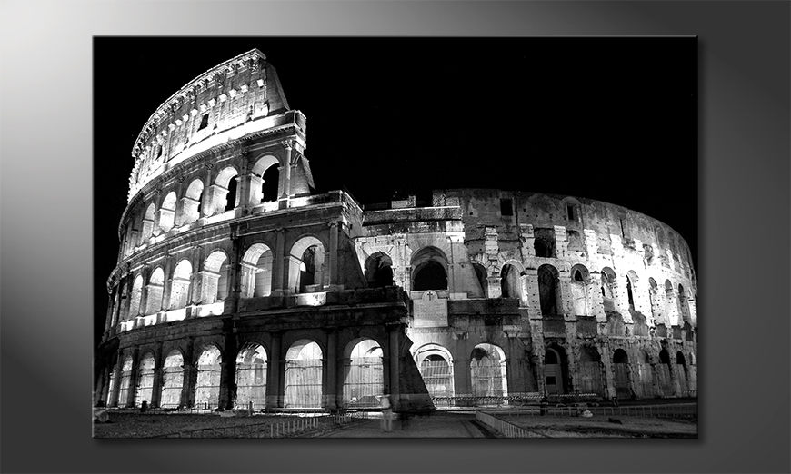 Nowoczesne p?ótnie Colosseum