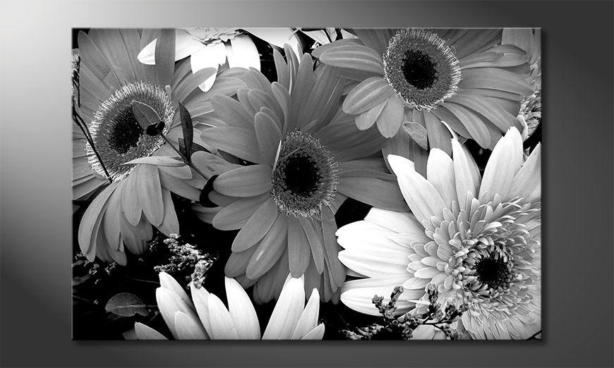 Nowoczesne p?ótnie Flowery Scent