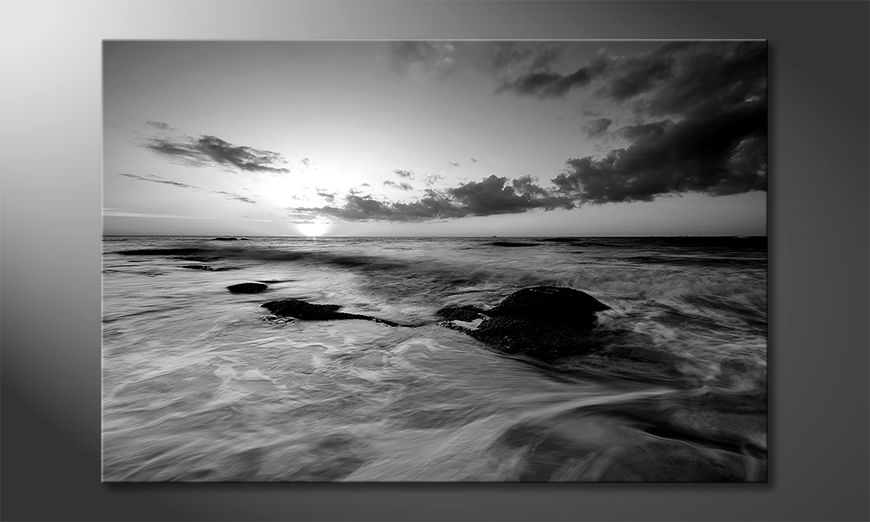 Nowoczesne p?ótnie Ocean Sunset