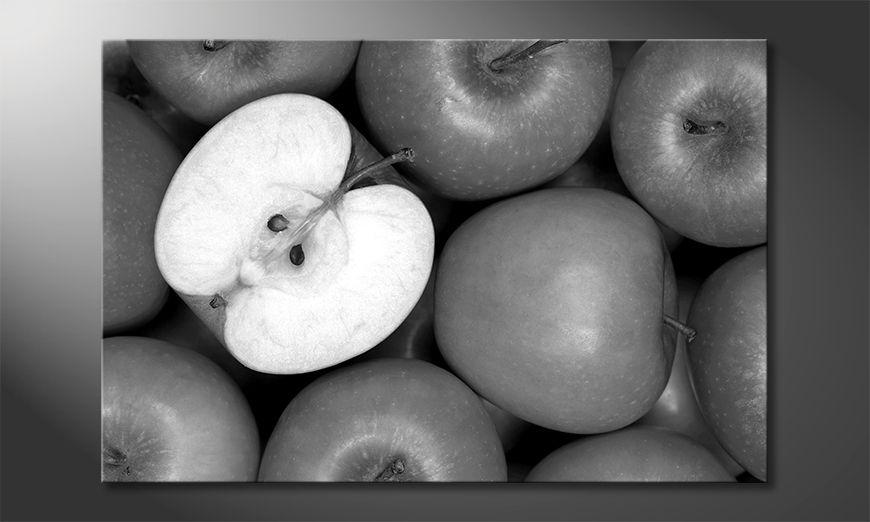 Nowoczesny wystrój Apples
