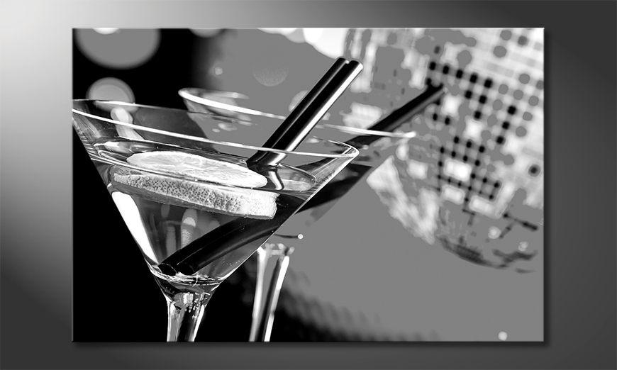 Nowoczesny wystrój Cocktails