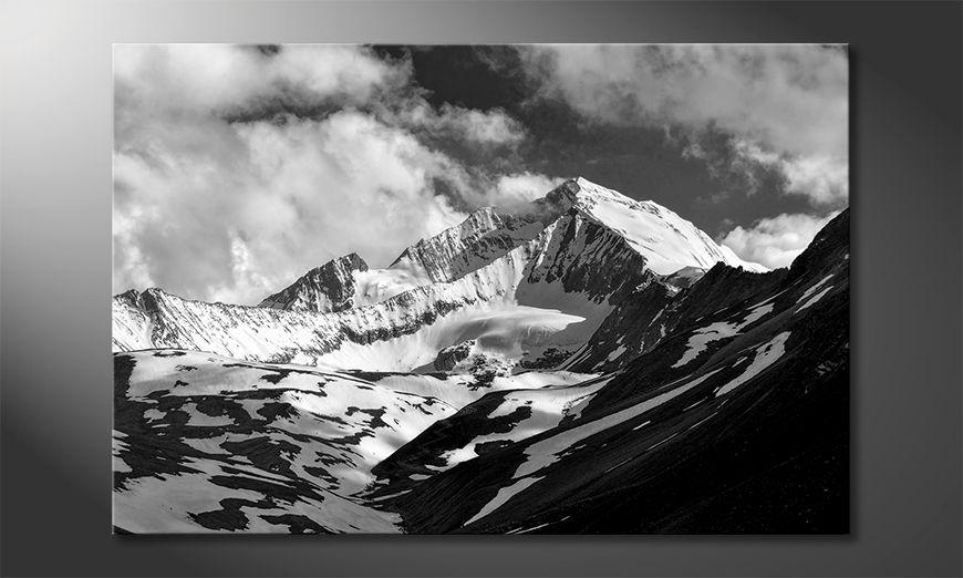Nowoczesny wystrój Himalaya
