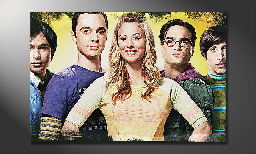 Obraz Big Bang Theory