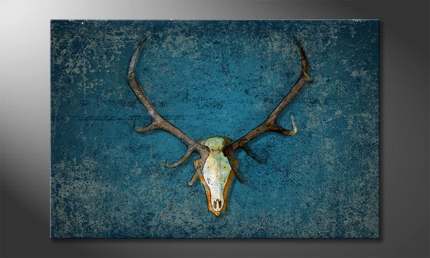 Obraz Deer Head