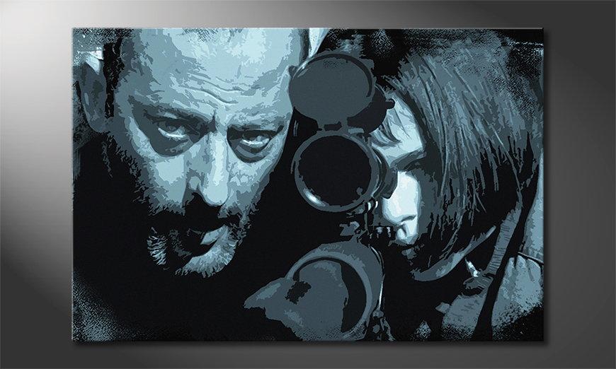 Obraz Leon and Mathilda