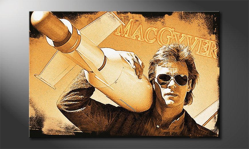 Obraz MacGyver