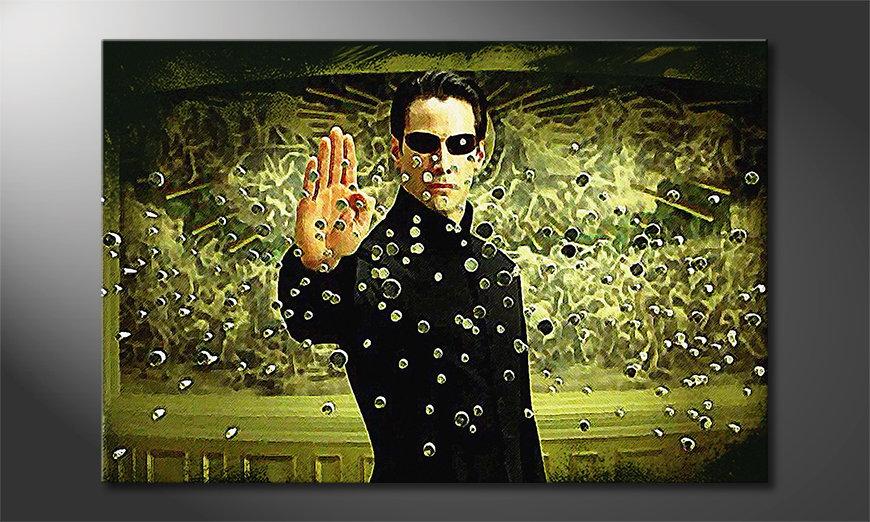 Obraz Matrix Moment