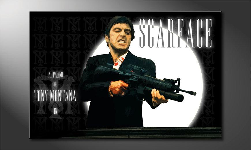 Obraz Scarface