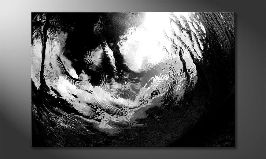 Obraz Underwater Sky