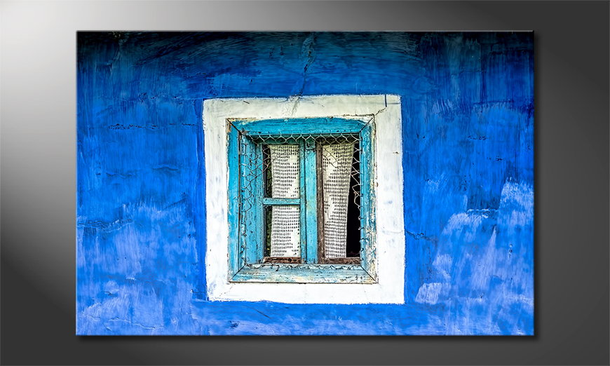 Old-Window-Obraz