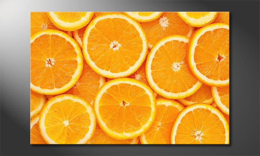 Oranges Obraz