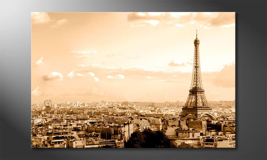 Paris II Obraz