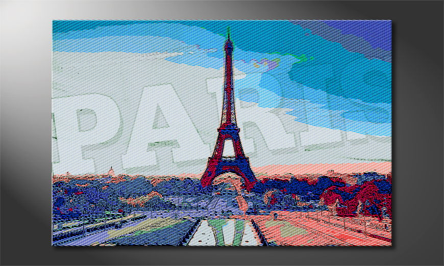 Paris Obraz