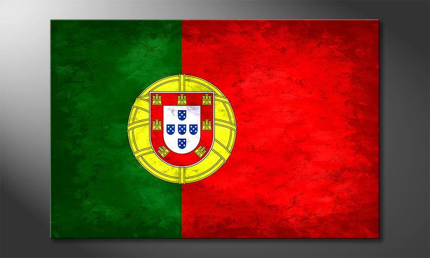 Portugalia Obraz
