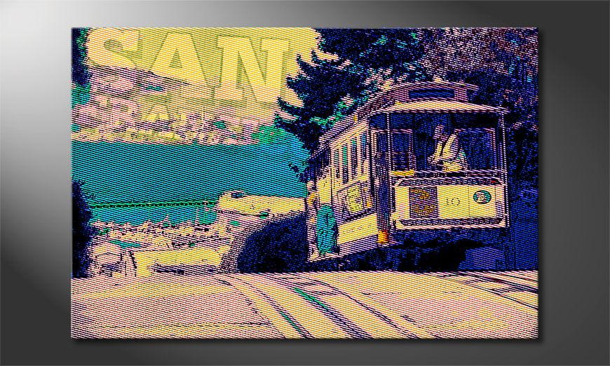 San Francisco Obraz