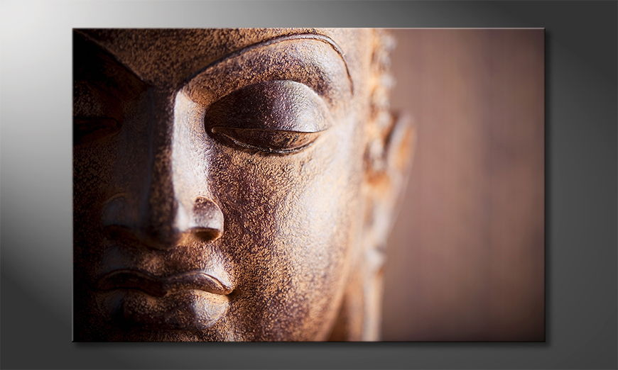 Silence Buddha