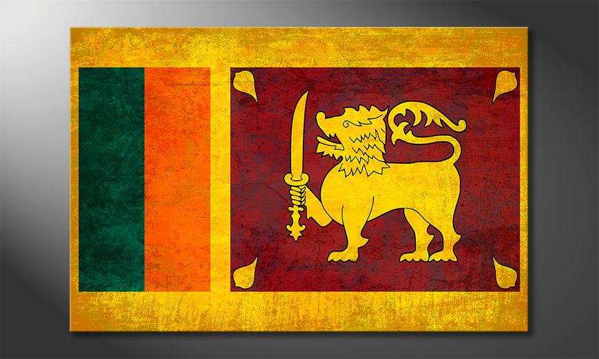 Sri Lanka Obraz