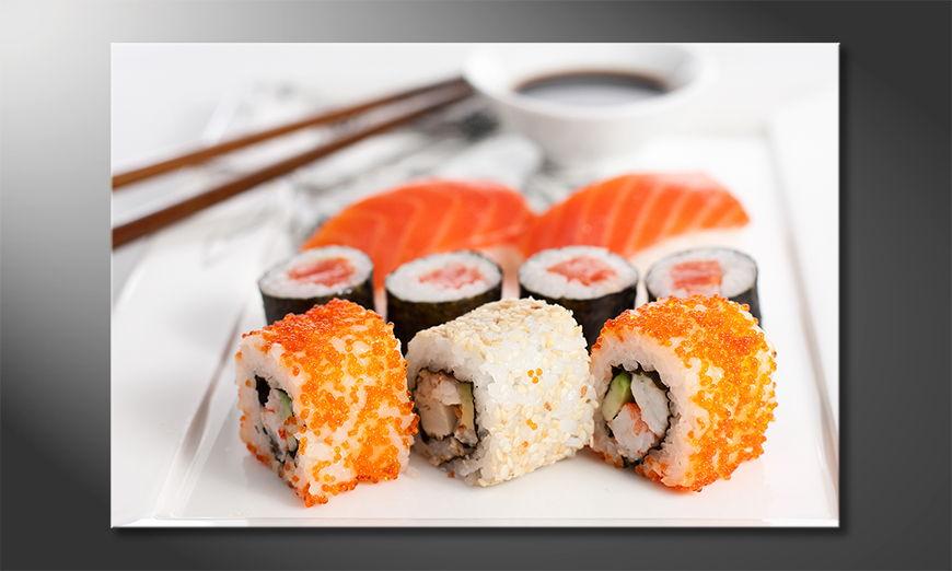 Sushi Obraz