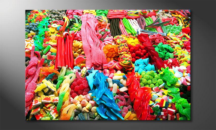 Sweets Obraz