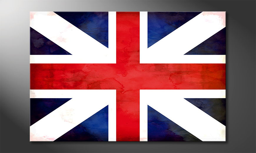 Union Jack Obraz