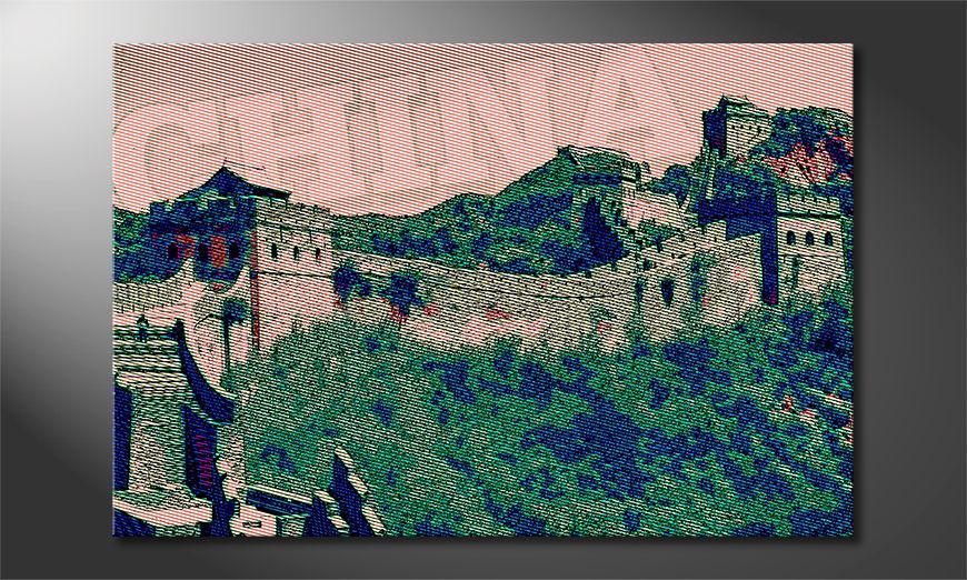 Wielki Mur Chi?ski Obraz