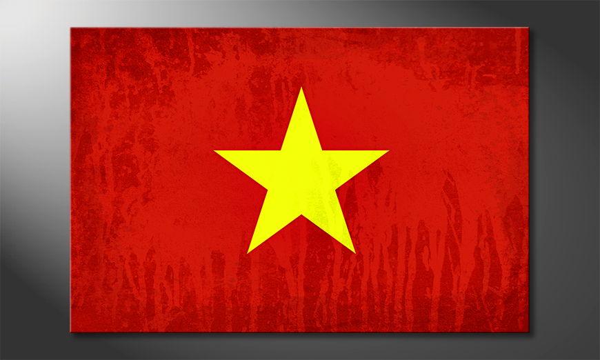 Wietnam Obraz