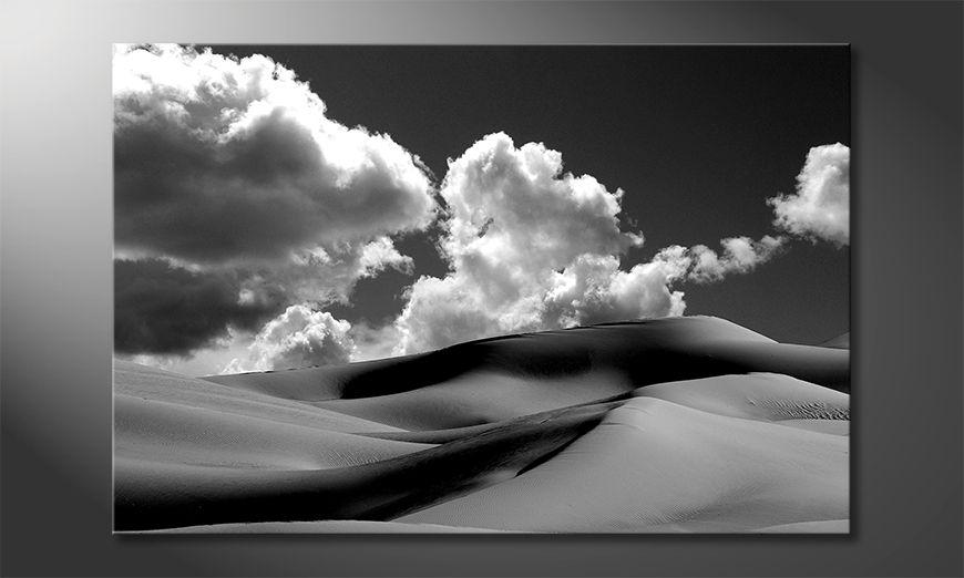 Wydrukowany obraz Sand Dunes