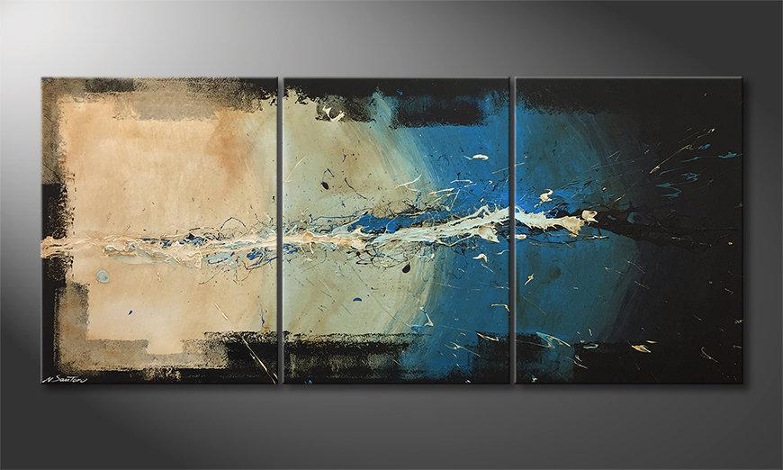 Ładne malowanie One Second 180x80x2cm