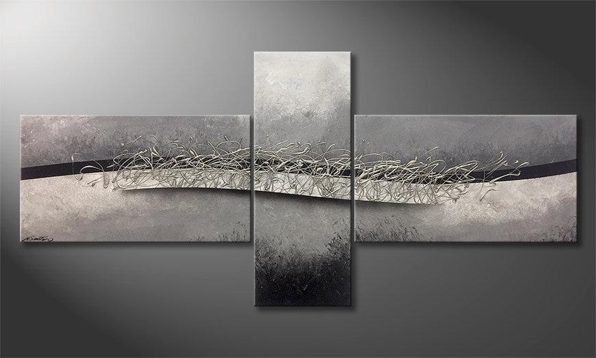 Malarstwo na płótnie Patch Together 220x110x2cm