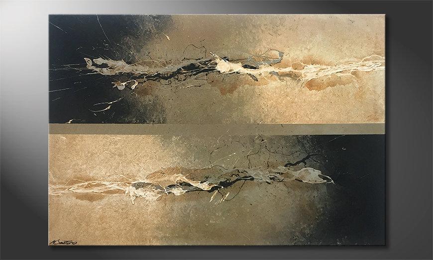 Malarstwo na płótnie Sparks Of Hope 120x80x2cm