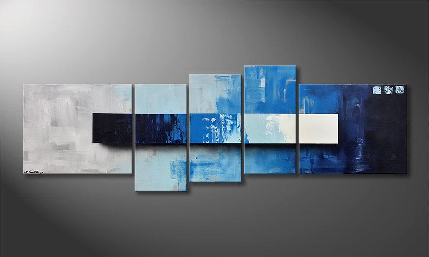 Nasze malarstwo Deep Water 210x70x2cm