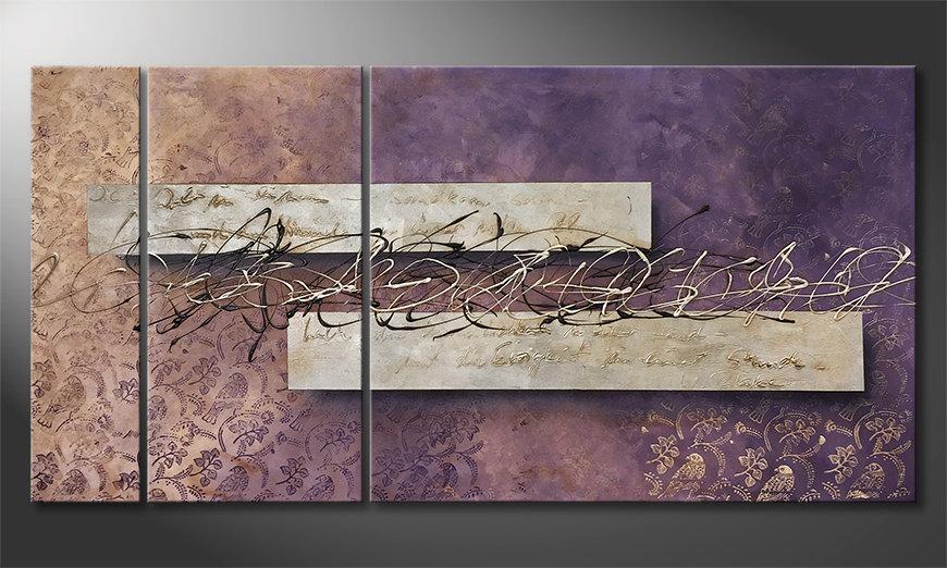 Nowoczesna sztuka Eternity 160x80x2cm