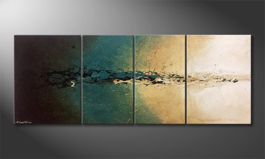 Nowoczesne obraz Summer Breeze 180x70x2cm